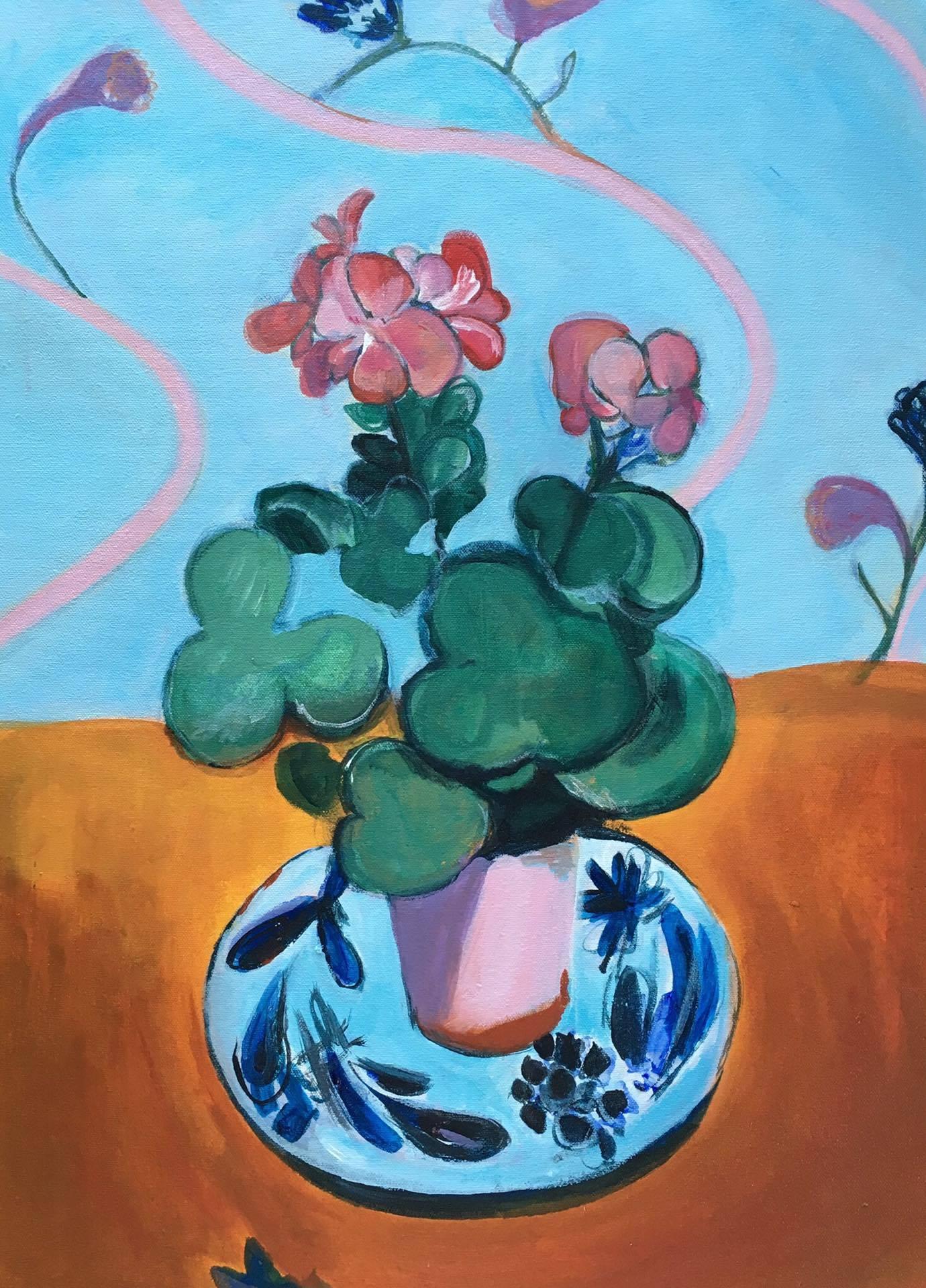 Flores A Matisse