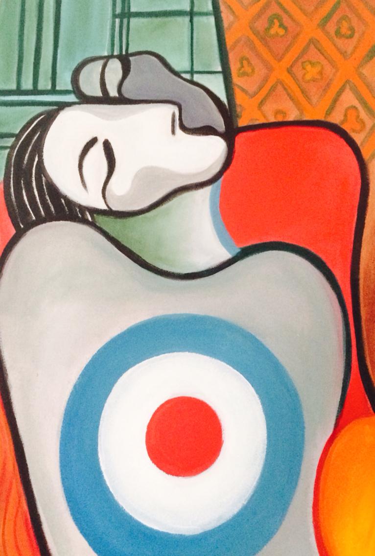 Sleeping Bullseye