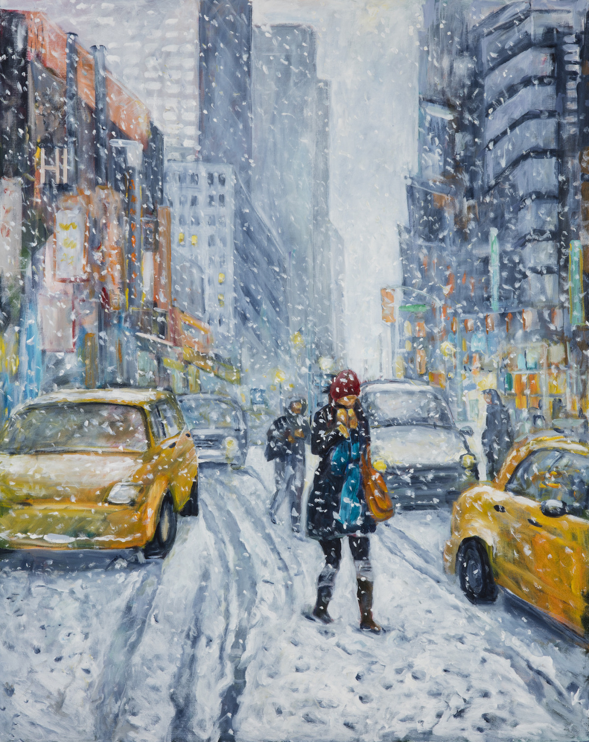 Urban Snowstorm