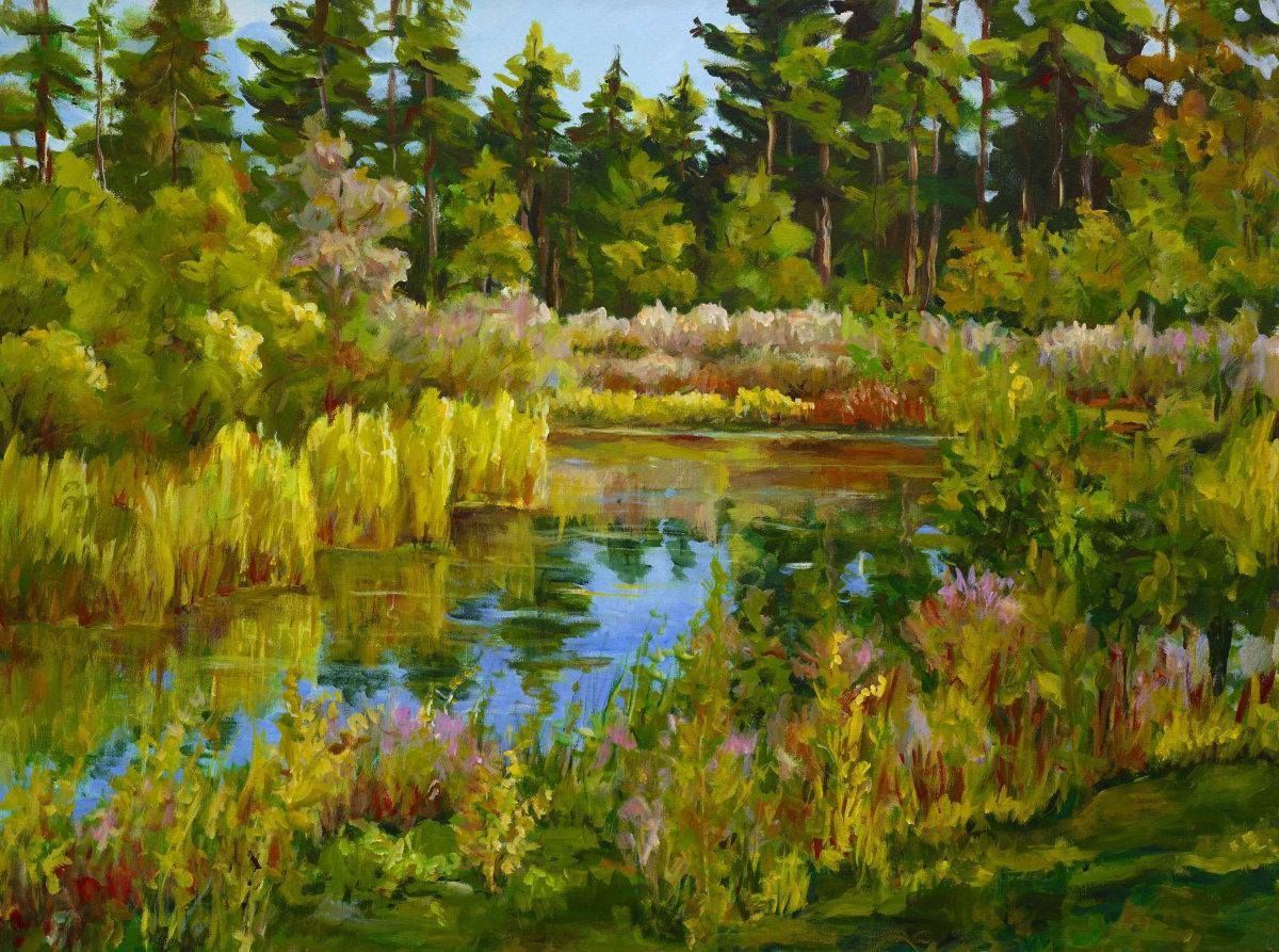 Rock Valley Pond