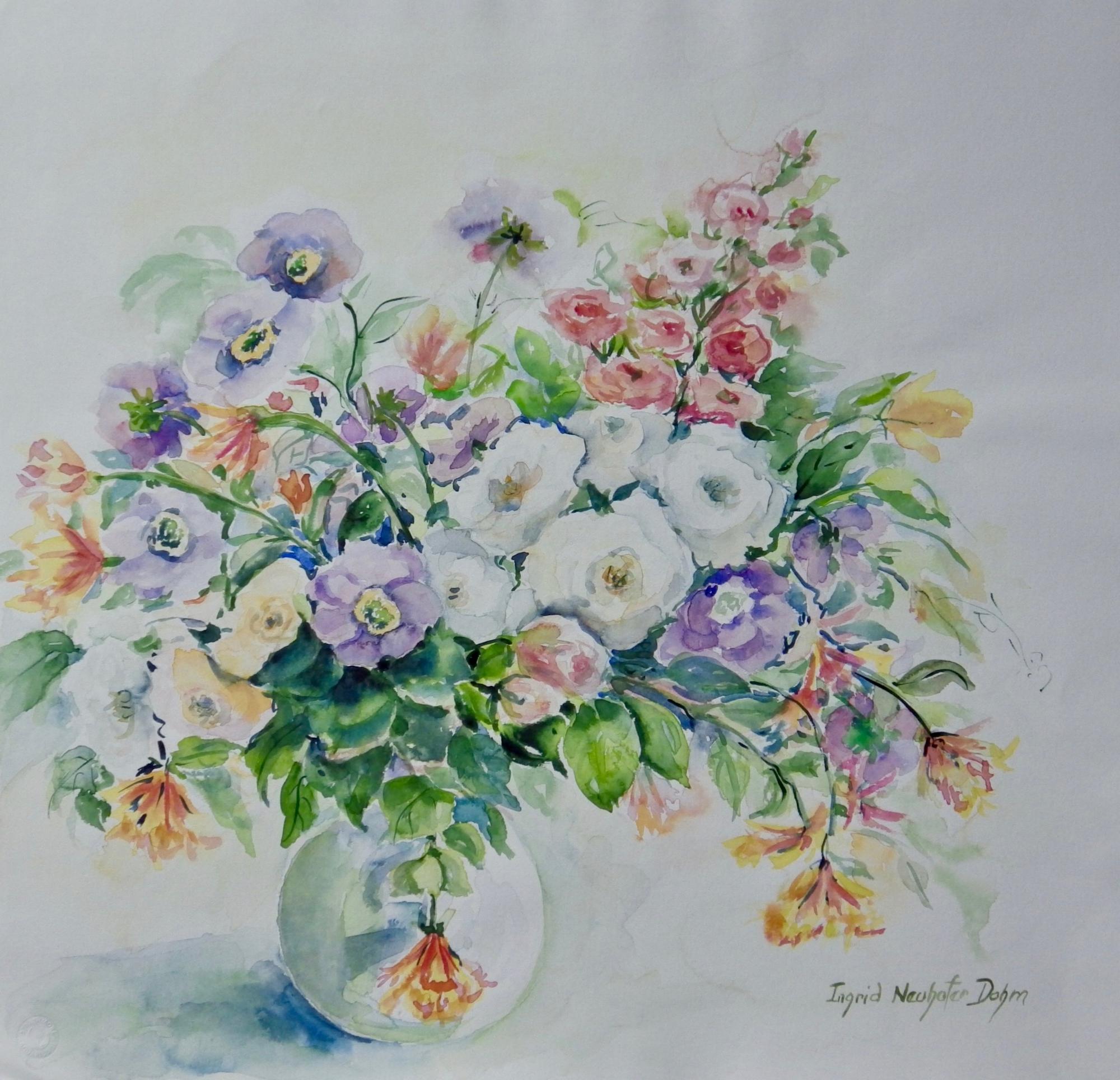 Ingrid Neuhofer Dohm Floral Arrangement.jpg