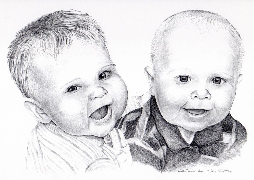 Portrait, Drawing