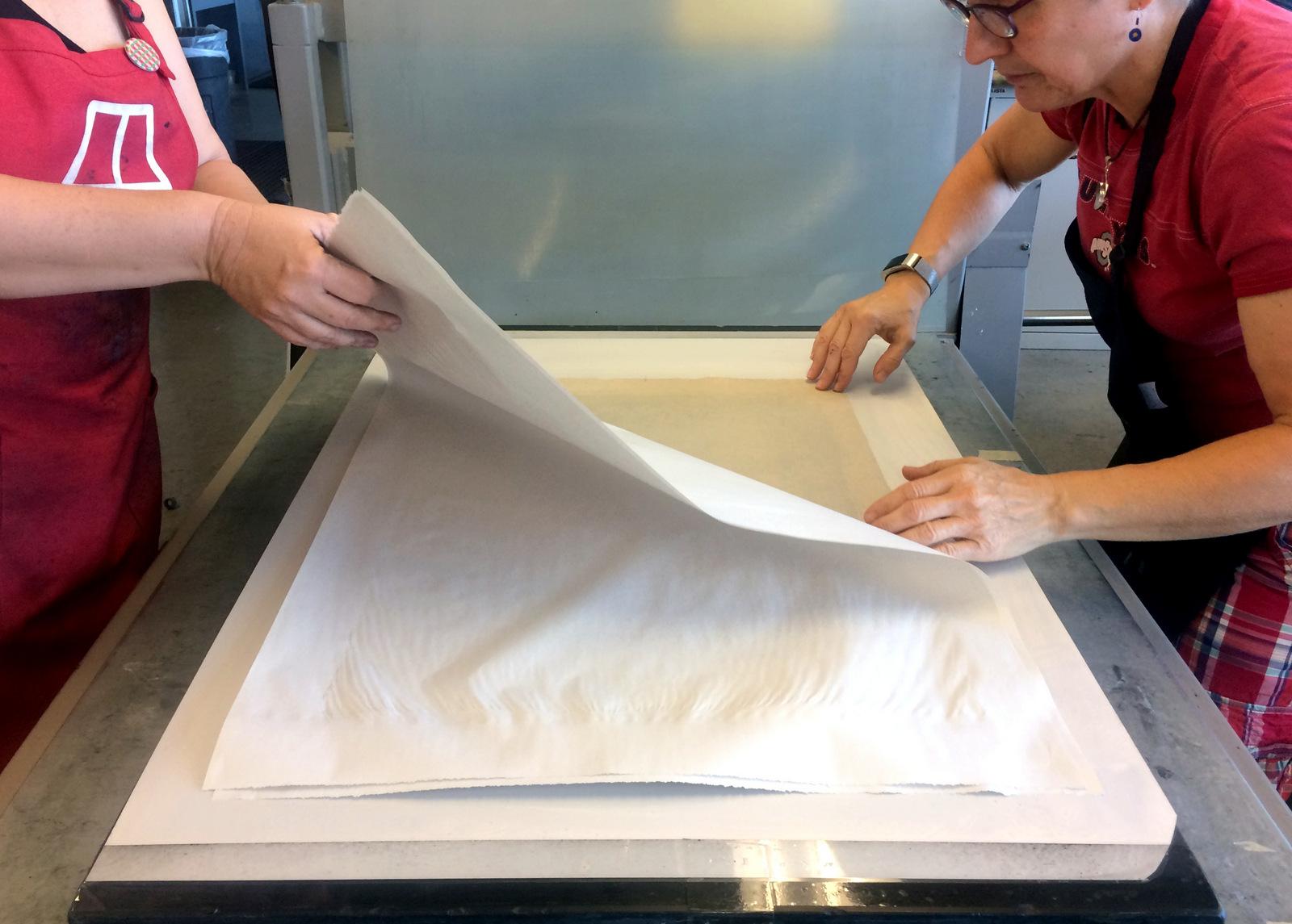 Master Printmaking Classes