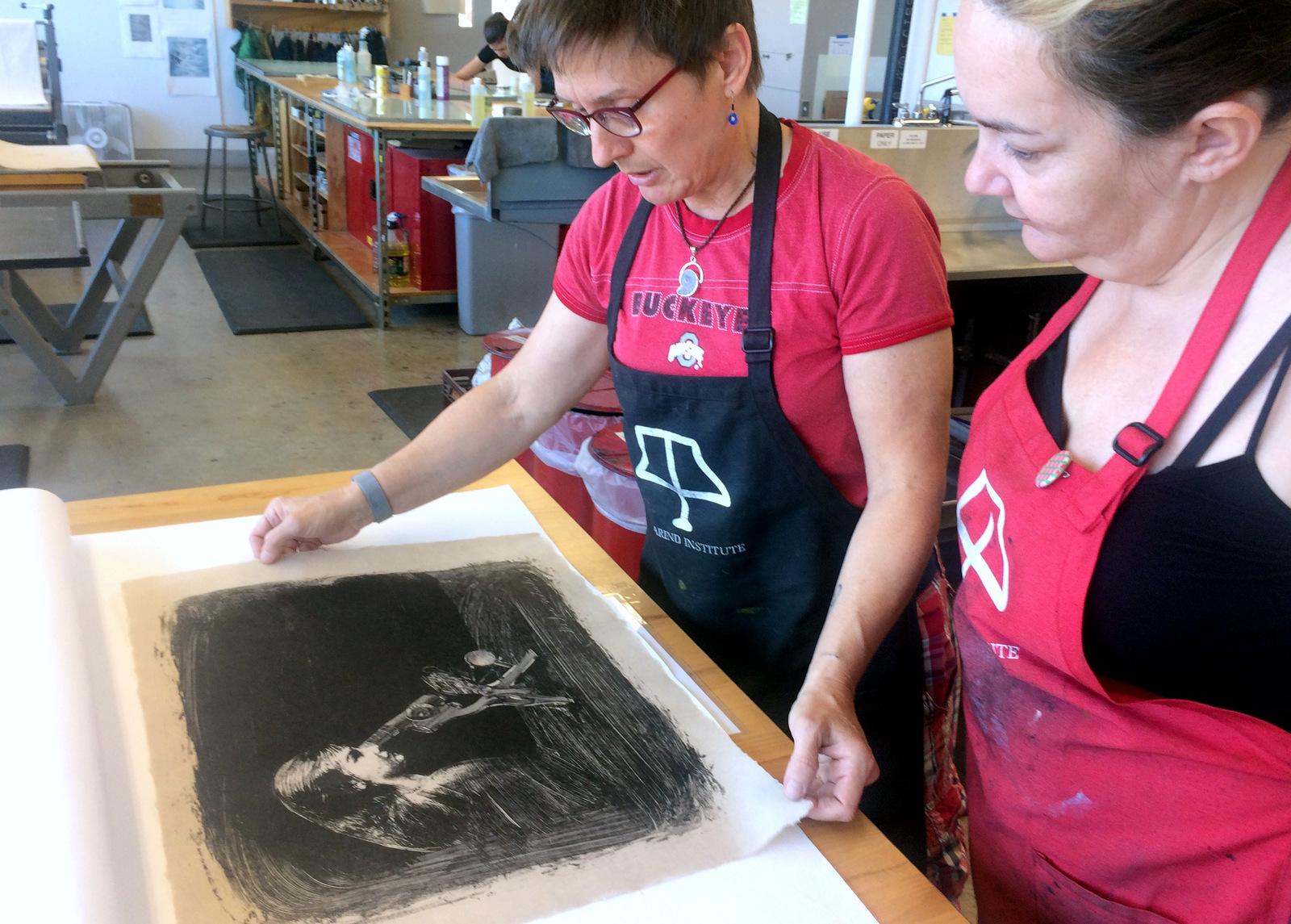 Karen Beckwith, Printmaking Workshops-007.JPG