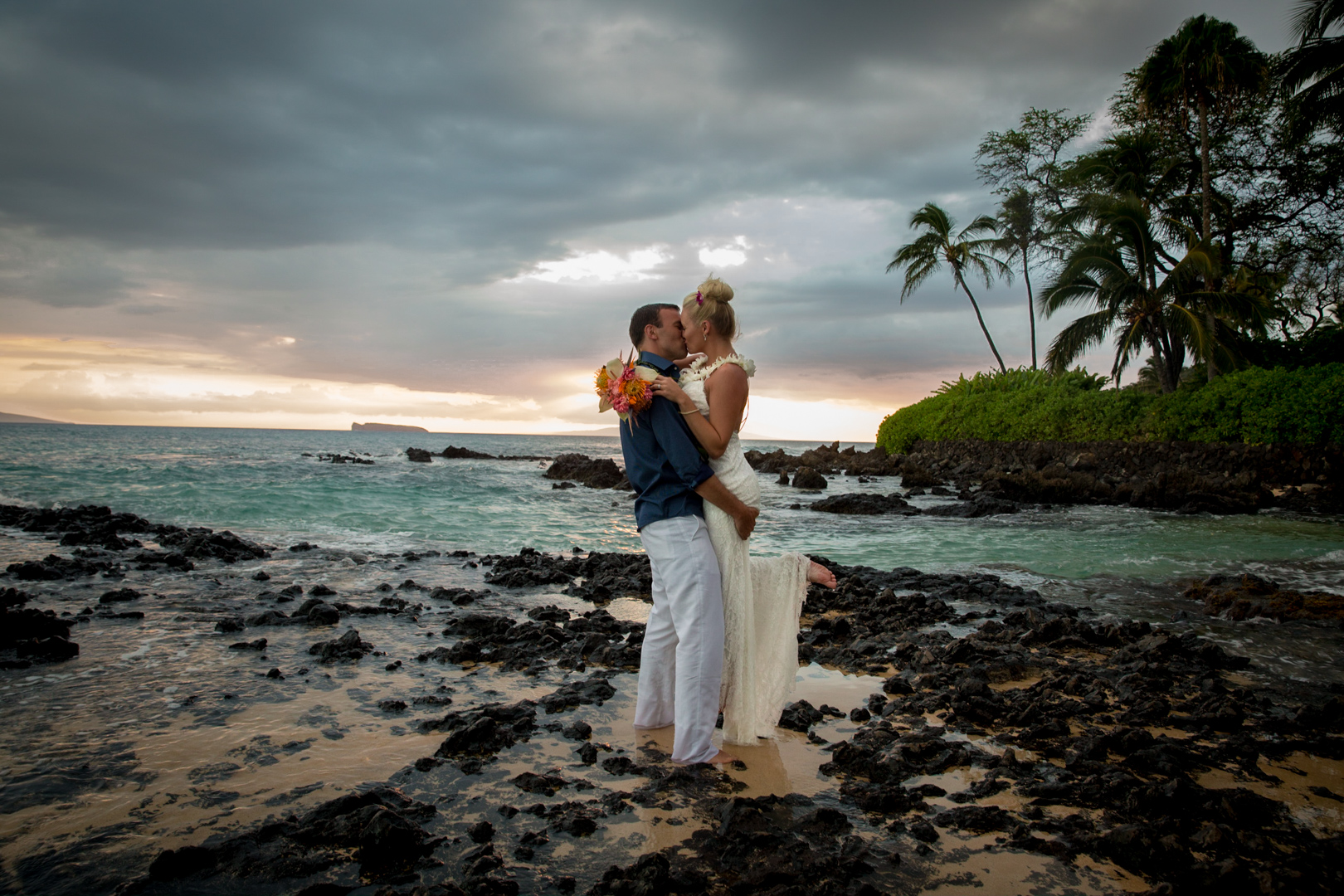 Thank you so much!! We're just so in love with them all. Thank you for being there and for all you did. I could not dream up better photos - or photographer. We look forward to coming back someday,  would love to stay in touch for photos down the road too!! Much Aloha,  -Jess and Colin