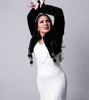 "Mercedes Amaya ""La Winy"": October - November 2012"