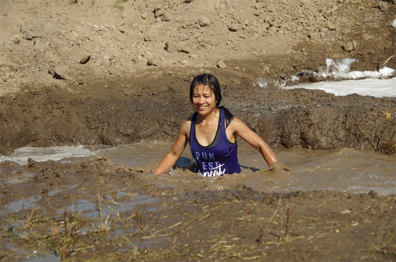LC Valley Down and Dirt Mud Run