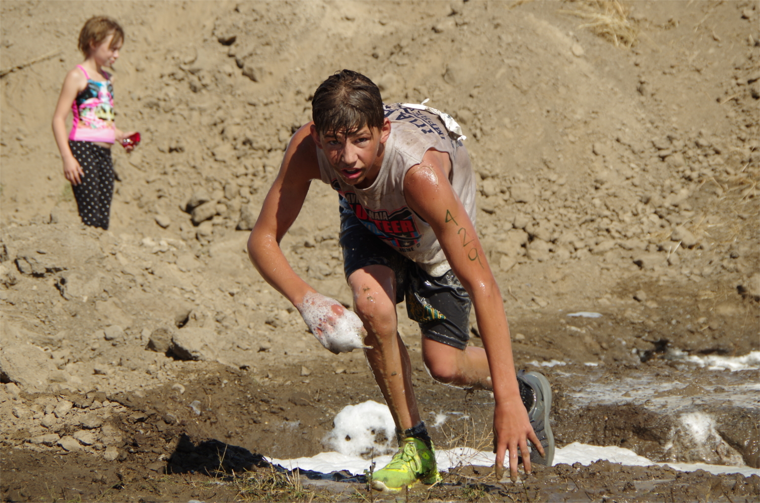LC Valley Down and Dirty Mud Run