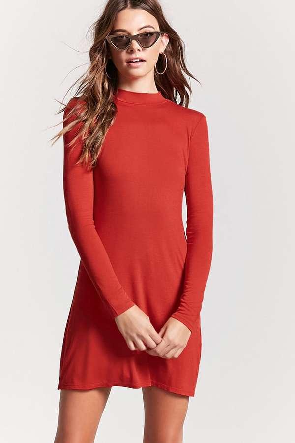 red+dress