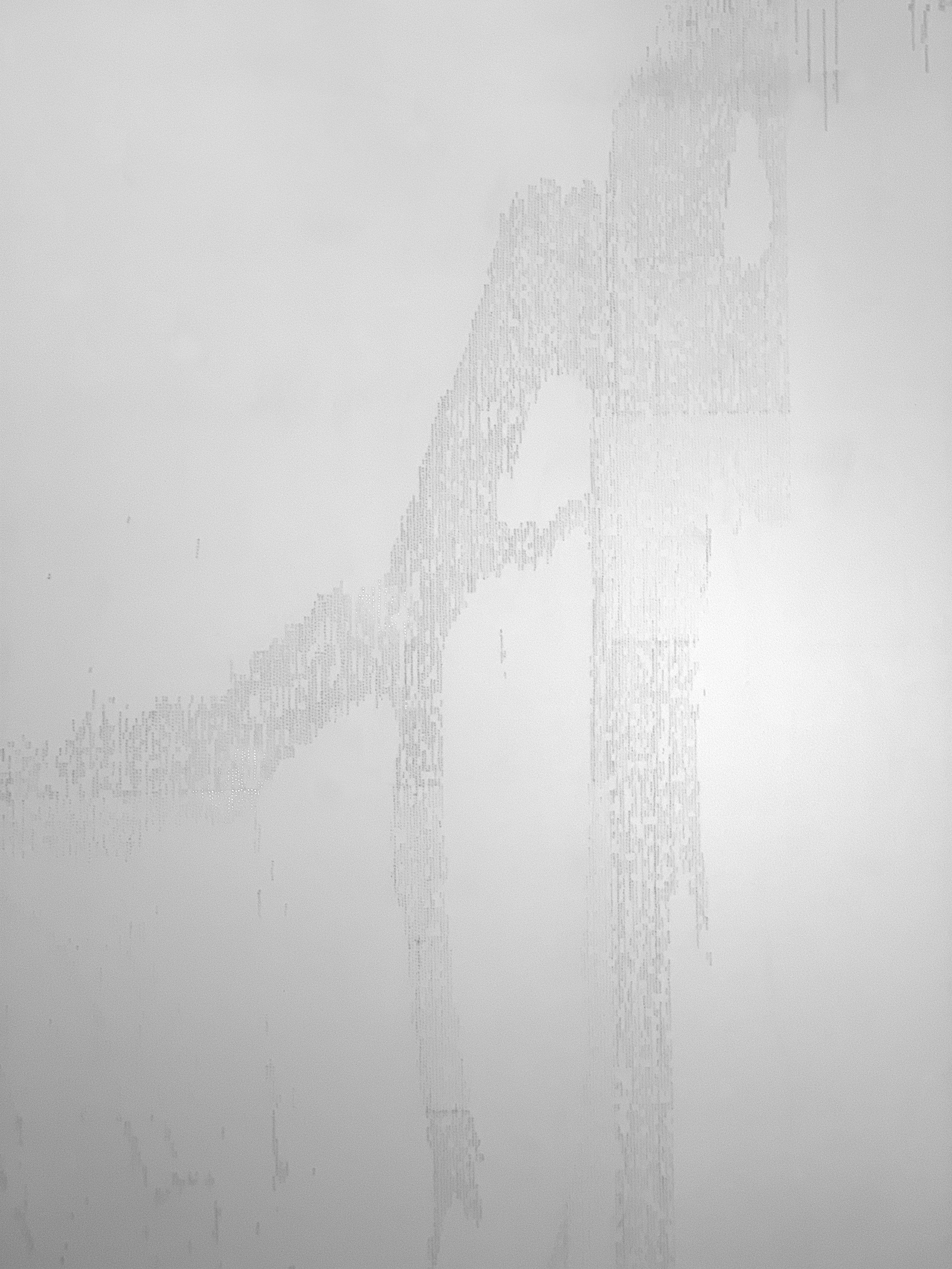 Drawing + Light  #7 (detail)