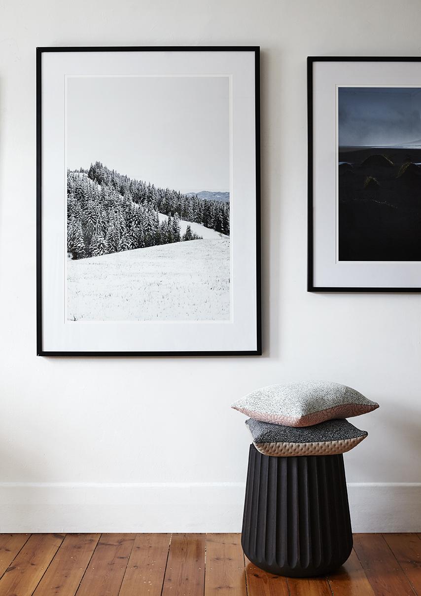 Low stool - Anaca studio Cushions - Nini Creative Photogrpahy - One Fine Print