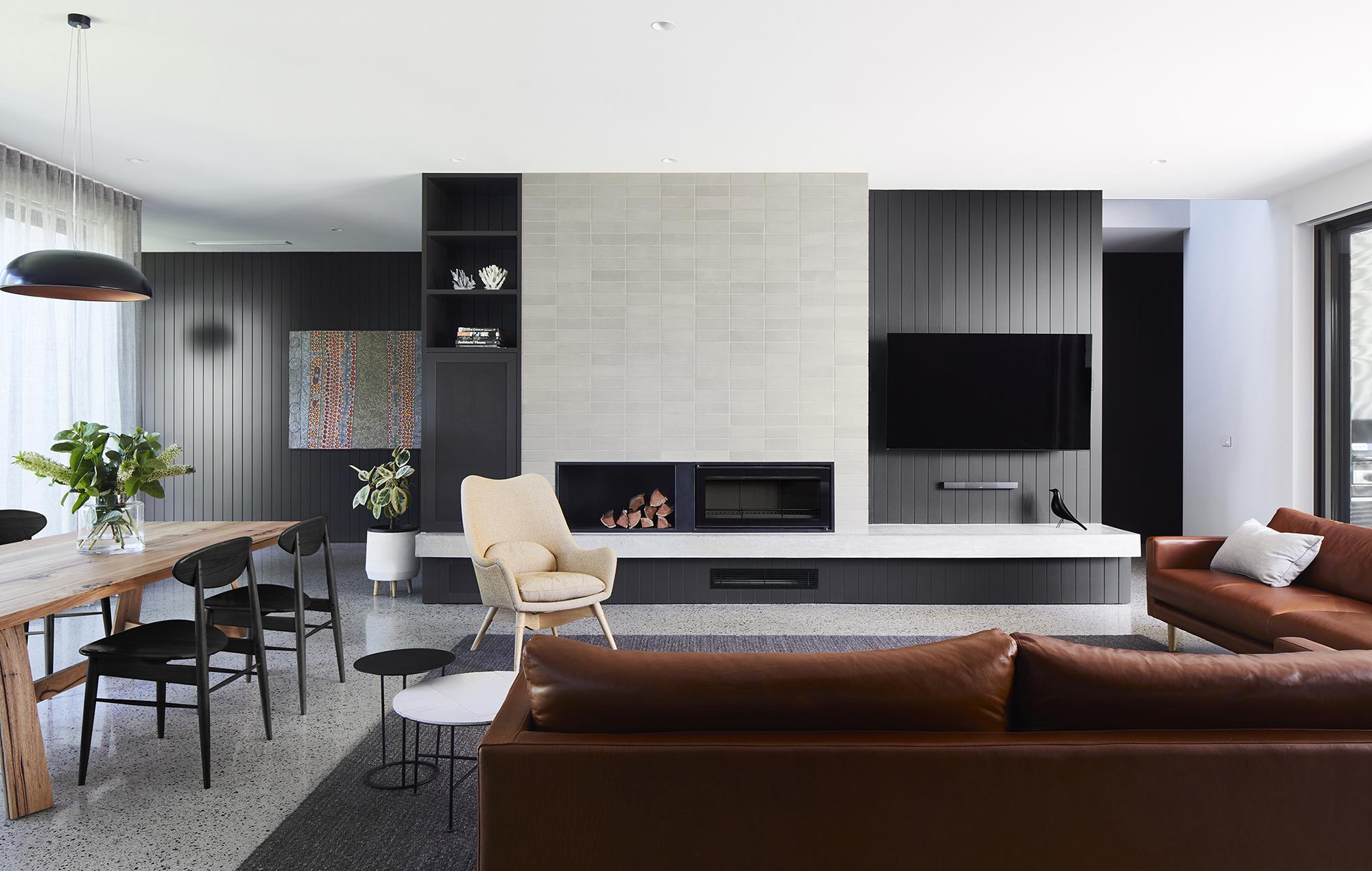 Project Title: Reid House by Austin Design Associates Image Credits: Armelle Habib