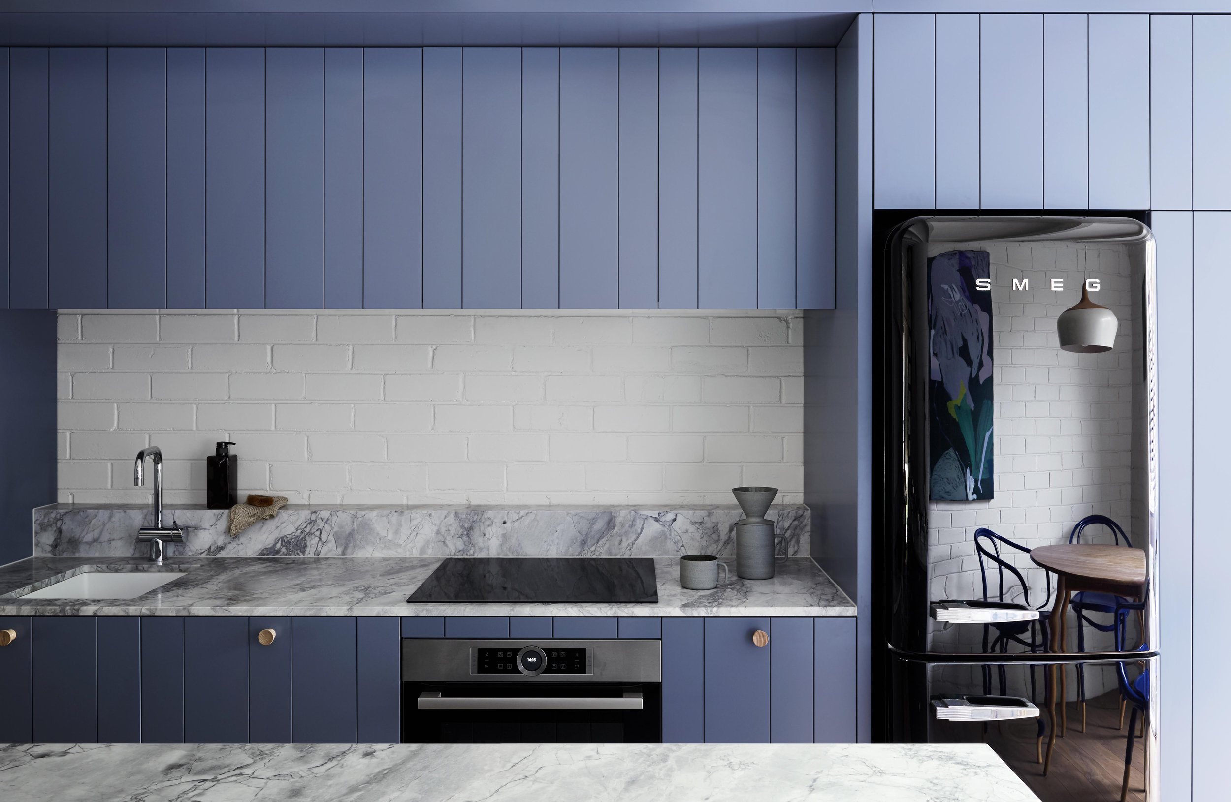 Project Title: Fitzroy North Townhouse by Lisa Breeze Architect Image Credits: Caitlin Mills