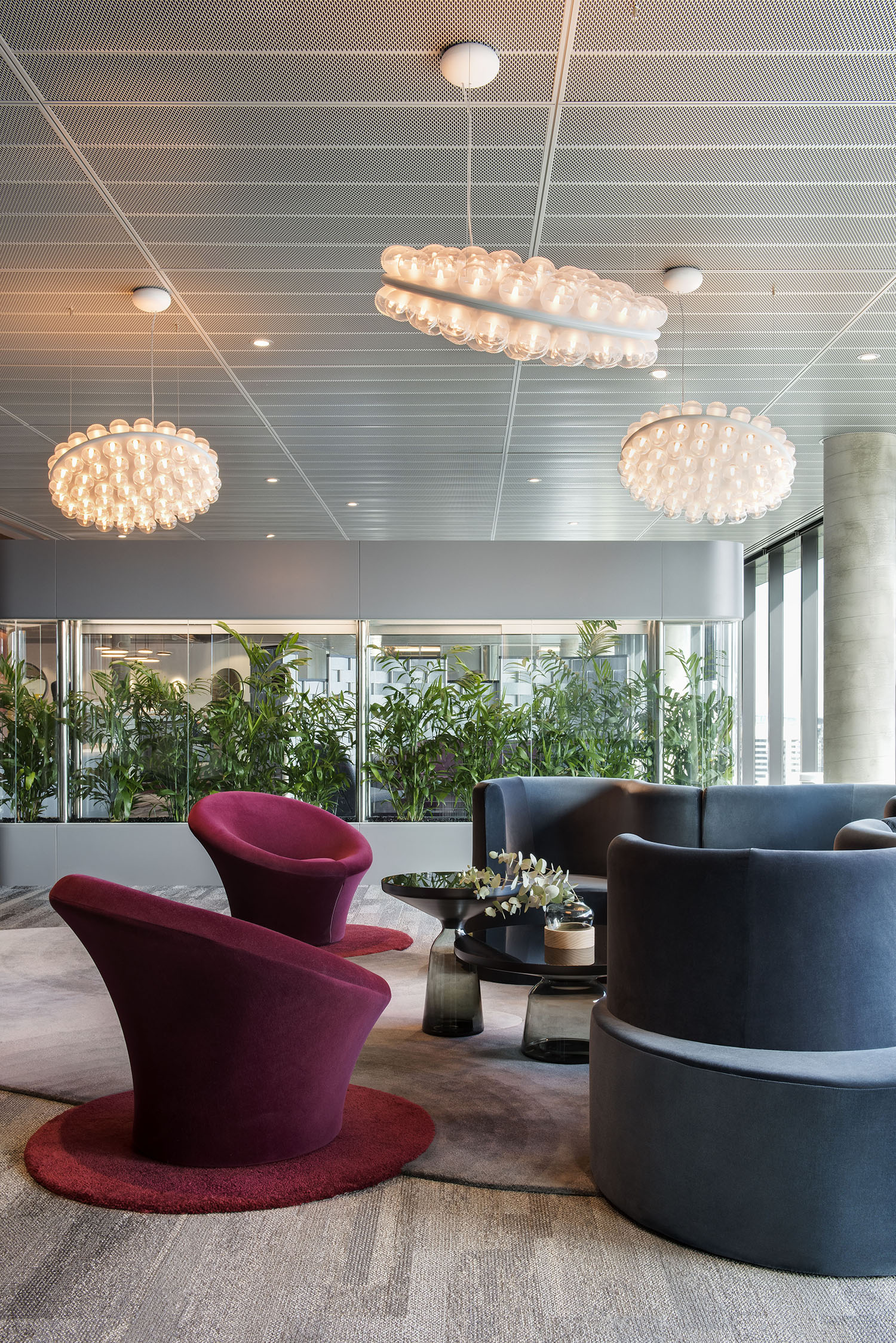 Project Title: PwC Melbourne Client Collaboration Floors by Futurespace Image Credits: Nicole England