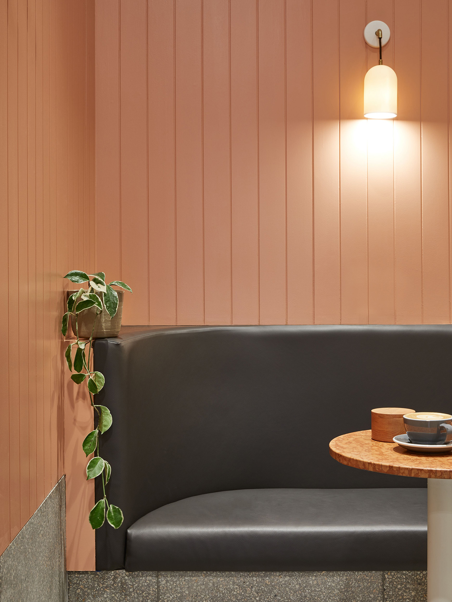 Project Title: Tulip Coffee by CoLAB Design Studio Image Credits: Hannah Caldwell