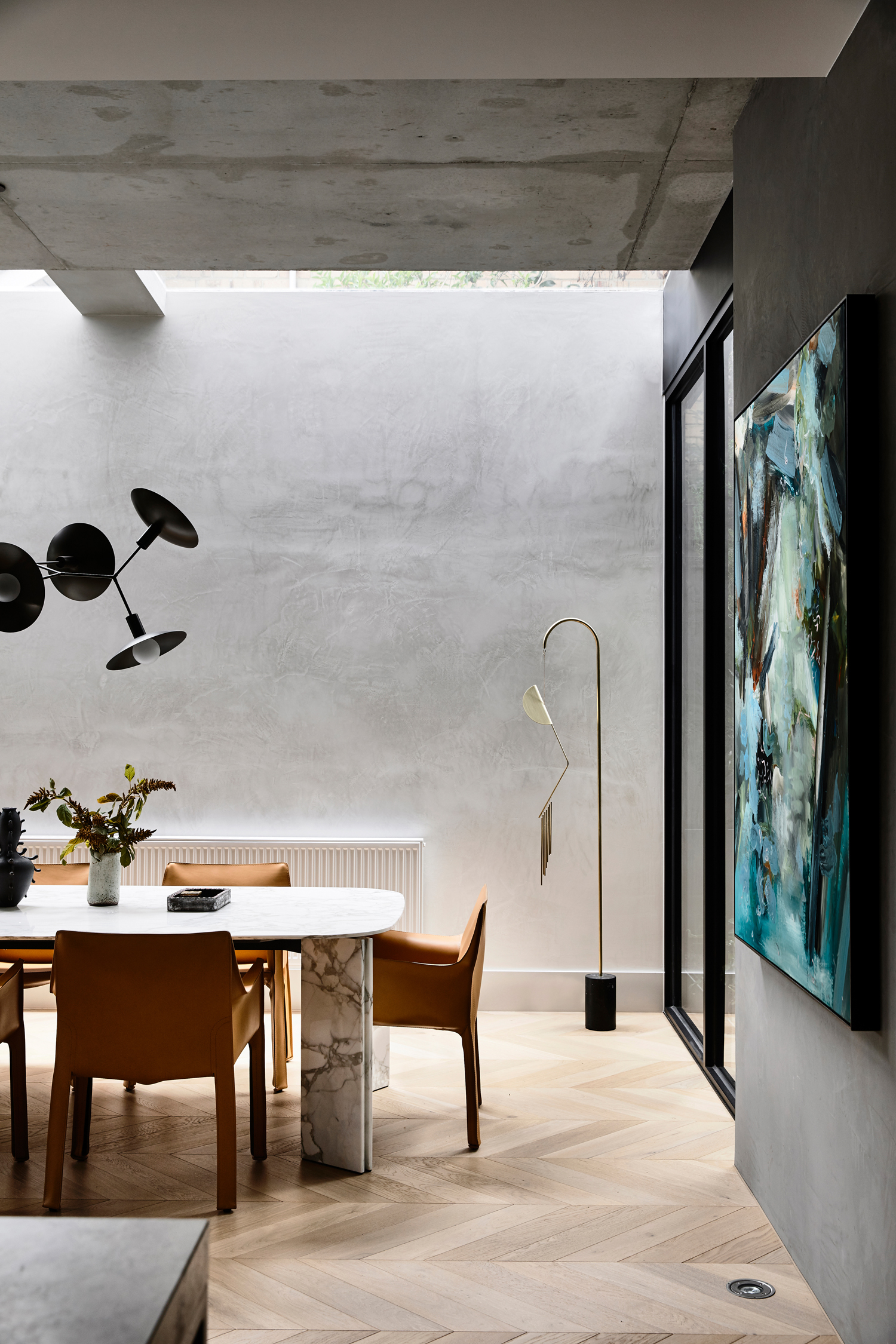 Workroom architecture interior design -Agushi-House Building-Meanwhile in Melbourne -kitchen