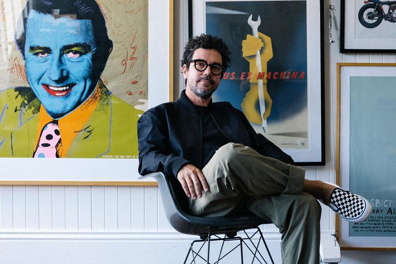 Carby Tuckwell  Creative Director - Deus Ex Machina