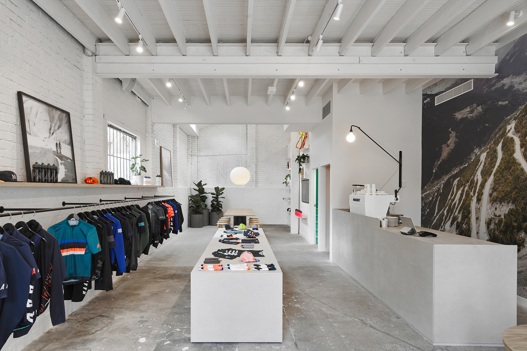 Maap Melbourne store Photography Mrveeral