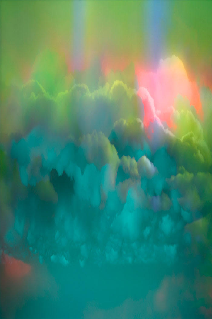 Greg Penn – 'Cloudfall'