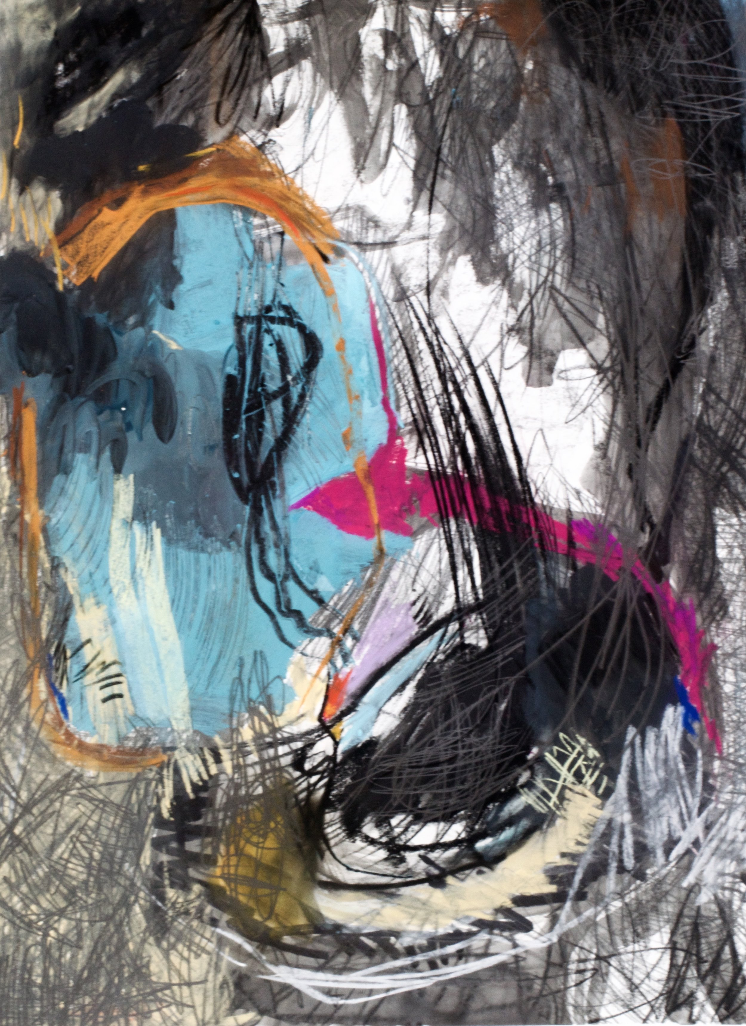Untitled (Hard Scrambled)