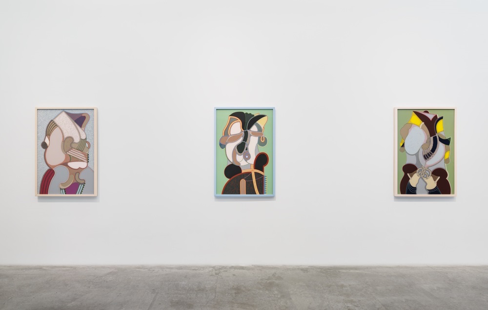 Installation view of  Barbara Rossi: Poor Traits , 2015, Courtesy New Museum, New York. Photo: Maris Hutchinson