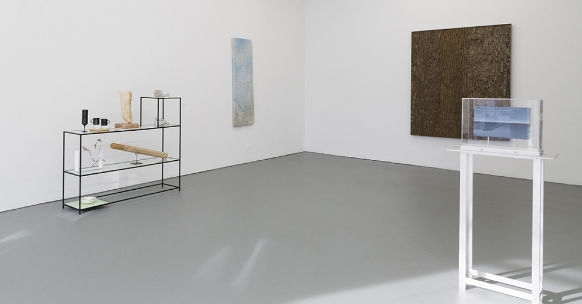 Theory of Forms,Installation view. Courtesy of Patron Gallery.