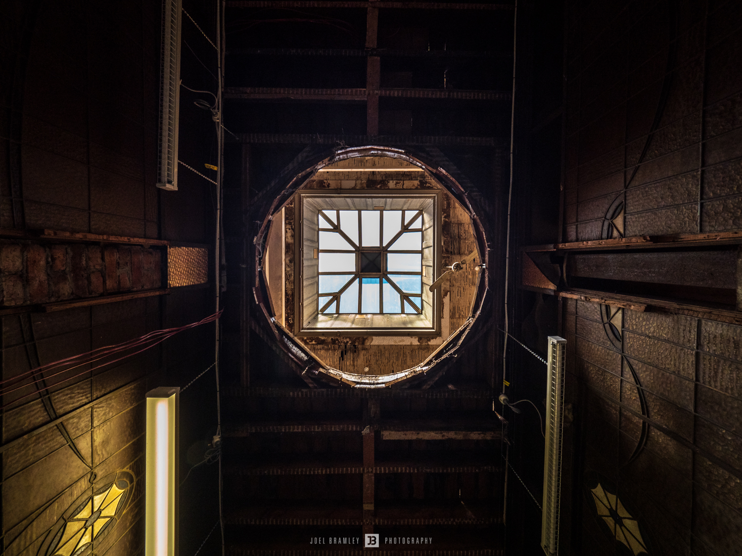 Now that's a skylight!
