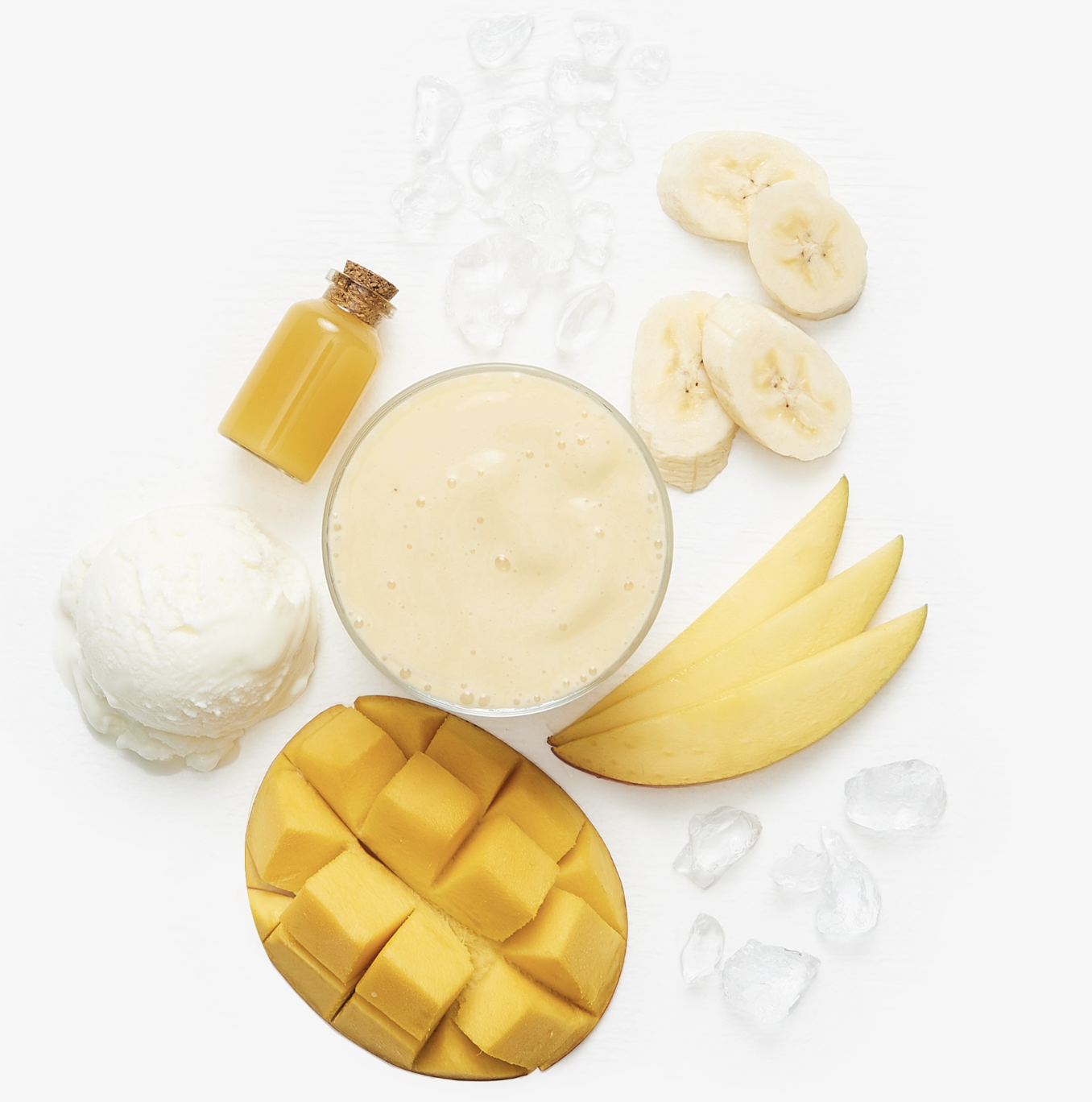 #1 Mango Magic - Coming in at number 1 is the most deliciously creamy combination of Mango Nectar, Mango, Banana, Vanilla Yoghurt & Ice you will ever come across.If you love mango, then you absolutely must try this.