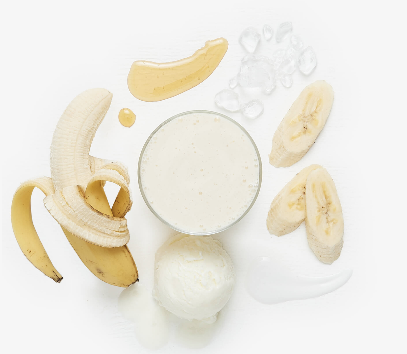 #2 Banana Buzz - Our next favourite puts your banana smoothie to shame! Let Boost do the hard work and create the ultimate mix of Low Fat Milk, Banana, Honey, Vanilla Yoghurt & Ice.