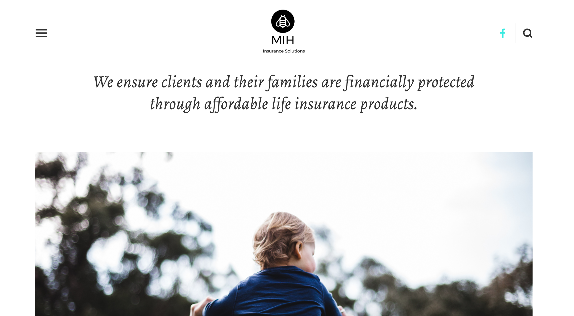 Web Design - MIH Insurance Solutions
