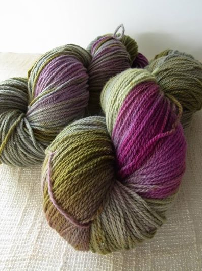"""Nunnaba's """"Do you want to make a snowman?"""", just released in WGW 4-ply (fingering)"""