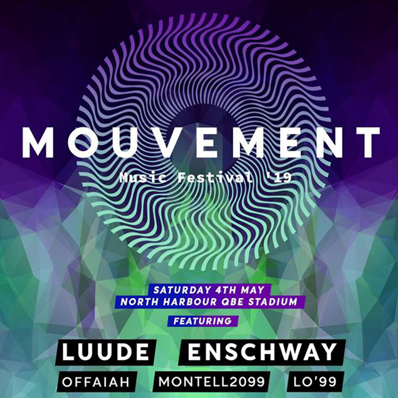 Mouvement Festival - QBE StadiumMay 4th 2019