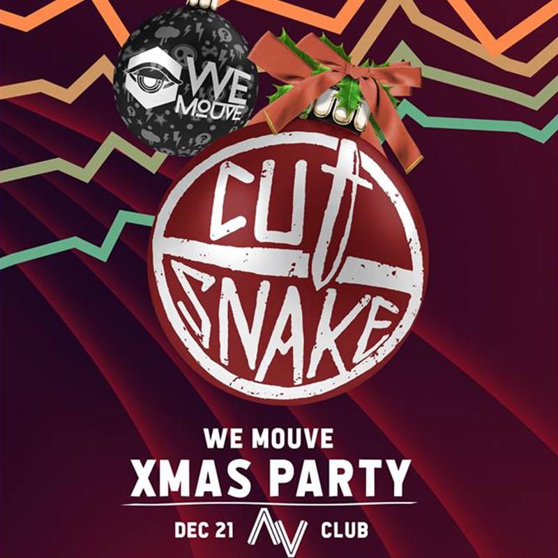 Cut Snake - AV ClubDecember 21st 2018