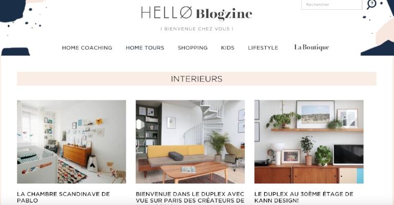 Hello Blogzine