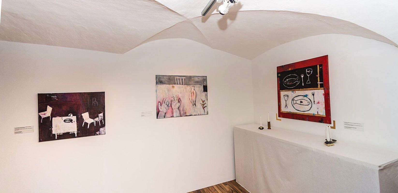 10 - Exhibition Gallery Hofburg 10/2017 1