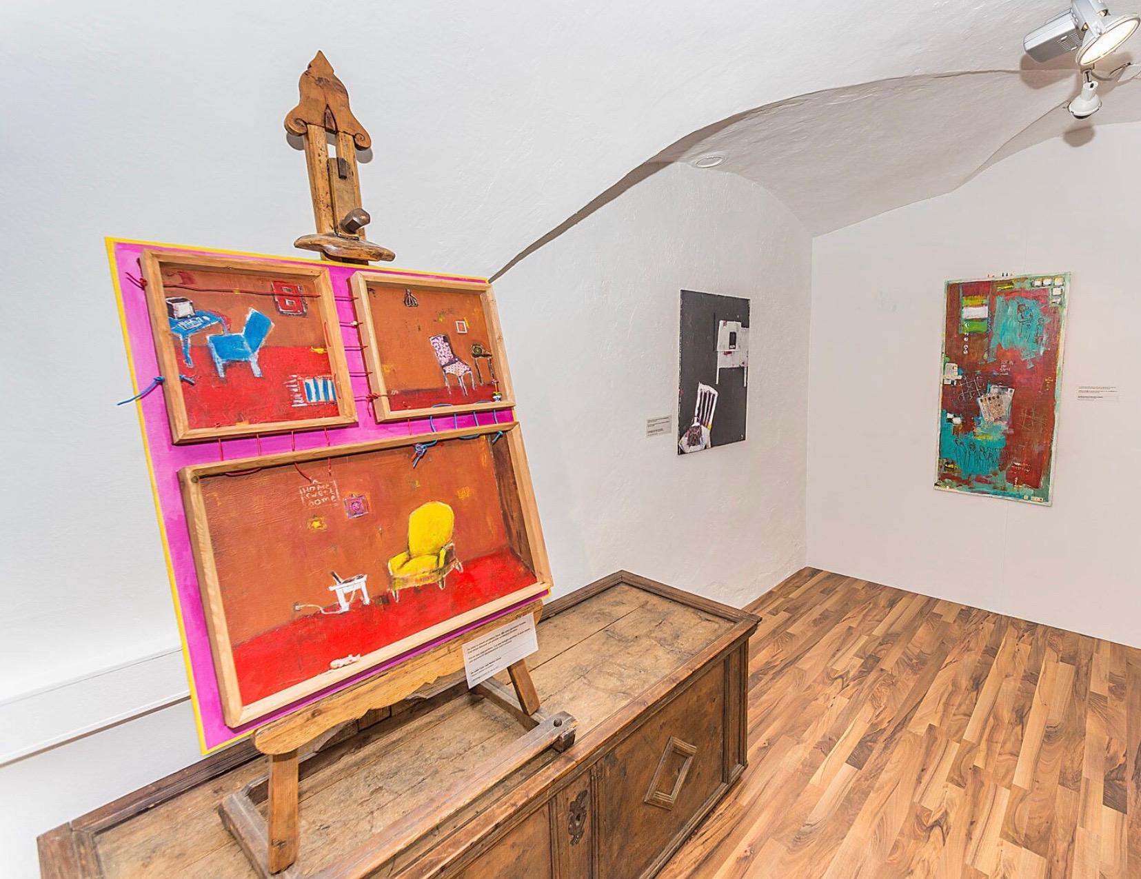10 - Exhibition Gallery Hofburg 10/2017 3