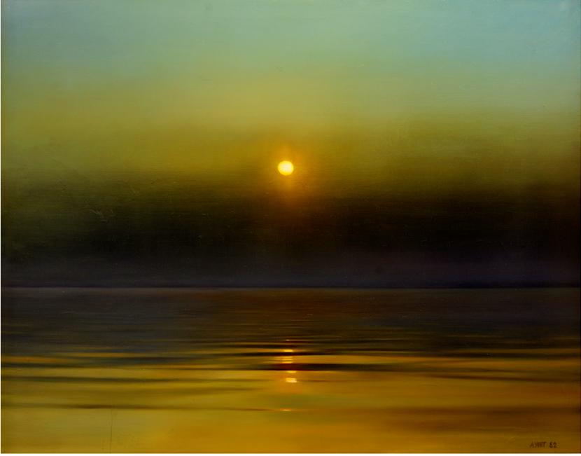 19 Serene Sea 1982  oil on canvas  120 x150 cm, Tartu Art Museum  6.jpg