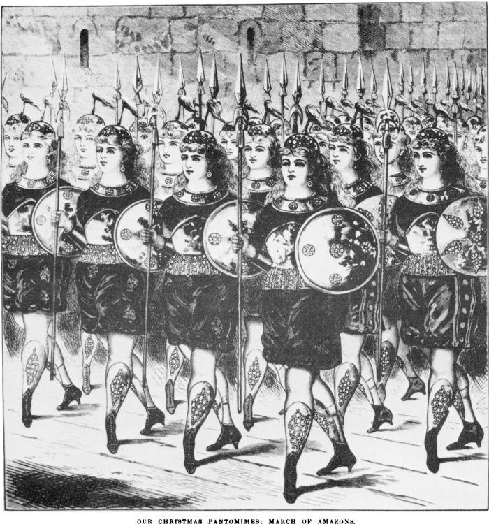 Chorus of Amazons
