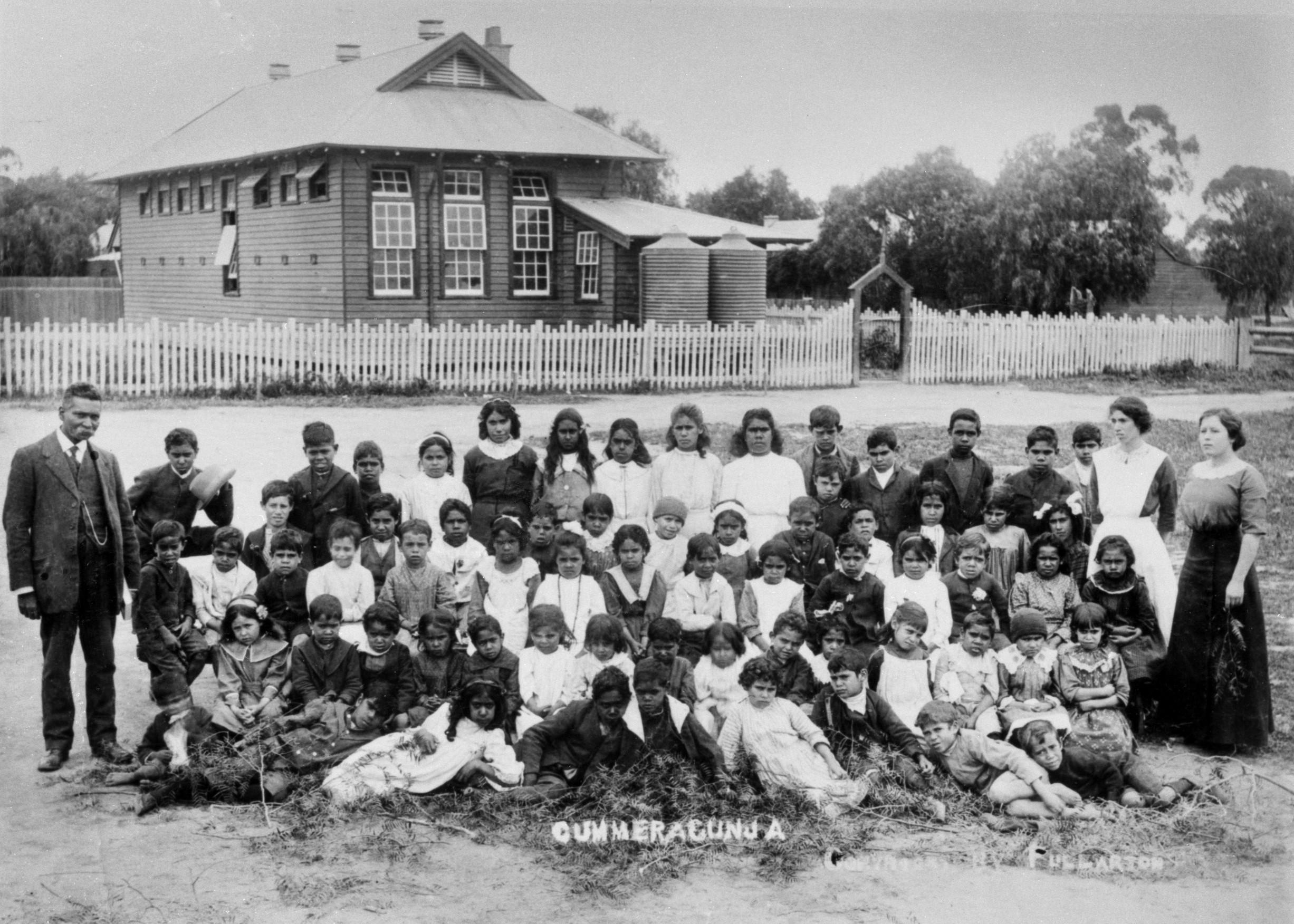 Cummergunja school