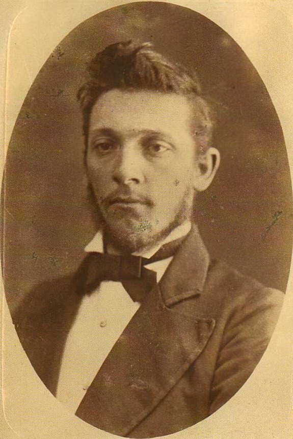 Jabez Bellingham – Tragic Hero – Used with permission by family
