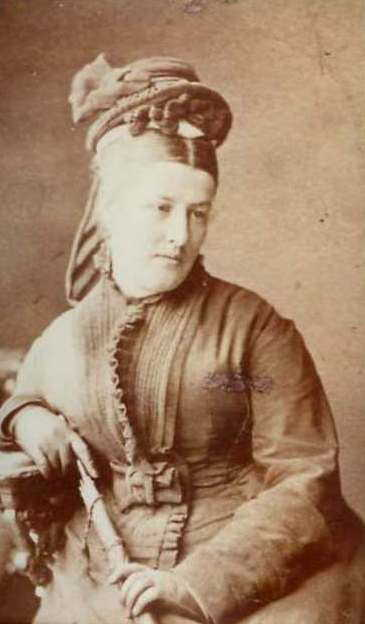 Matron Elizabeth Frances Sharp