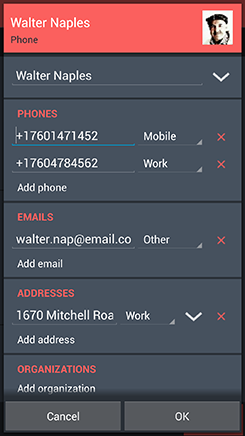 Edit Contacts Anytime   See a detailed summary of each optimization step, broken down, so you can see how many contacts are being changed and for which steps.