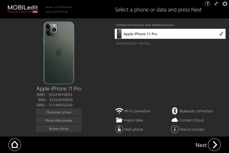 Todos os novos iPhones 11 são totalmente suportados…