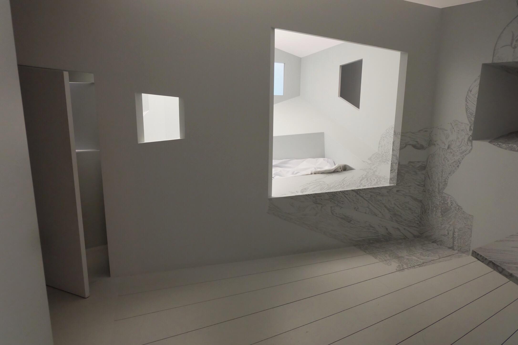 ROOMS exhibition at La Triennale di Milano