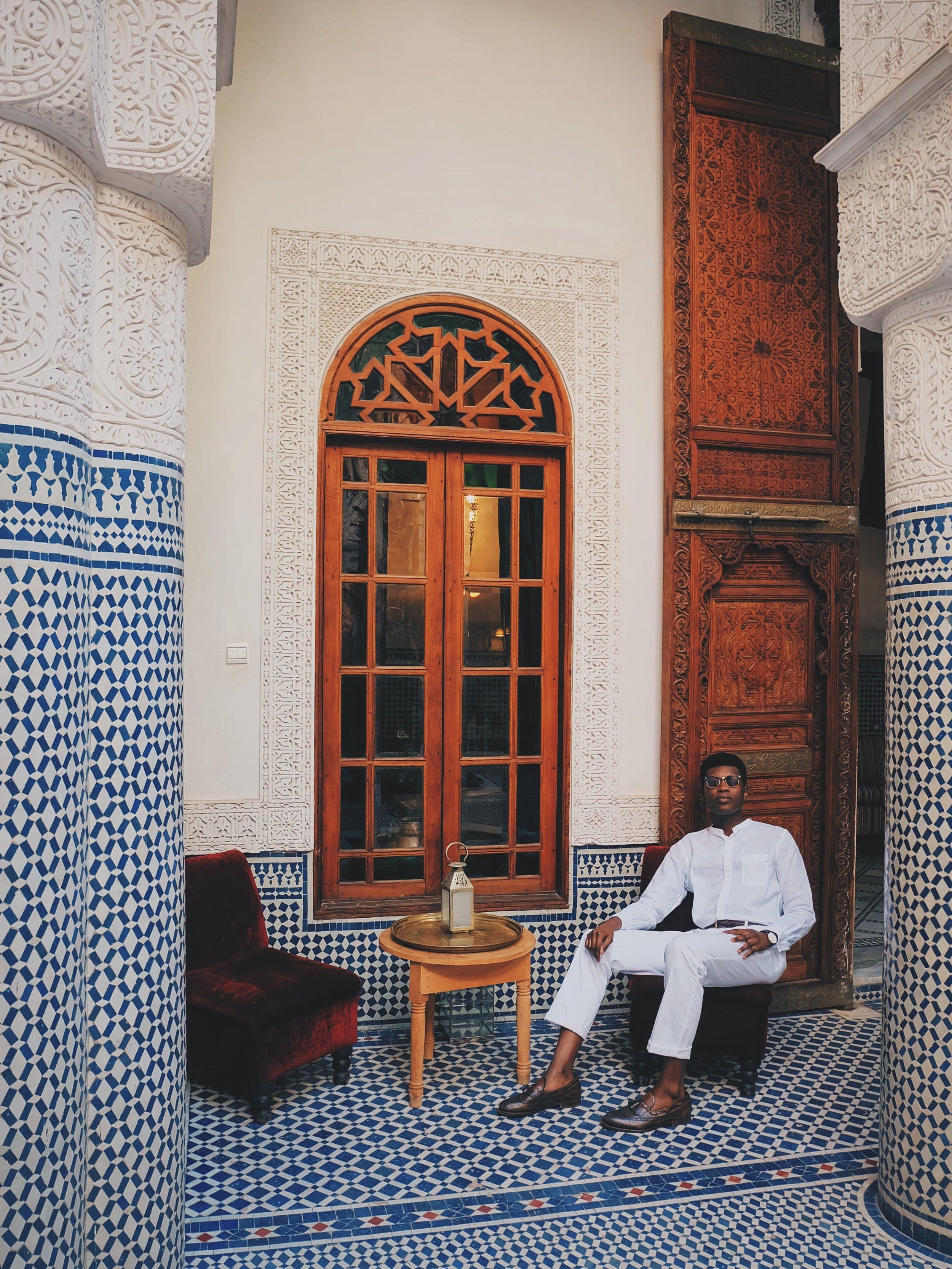 Riad les Oudayas