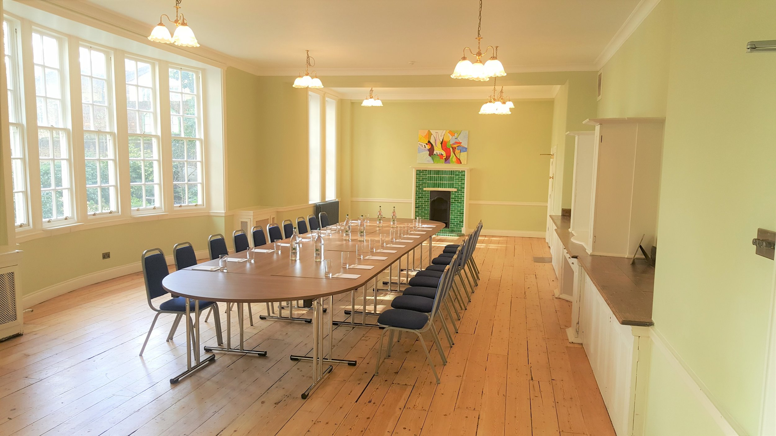 Lethaby Cabaret Conference Room