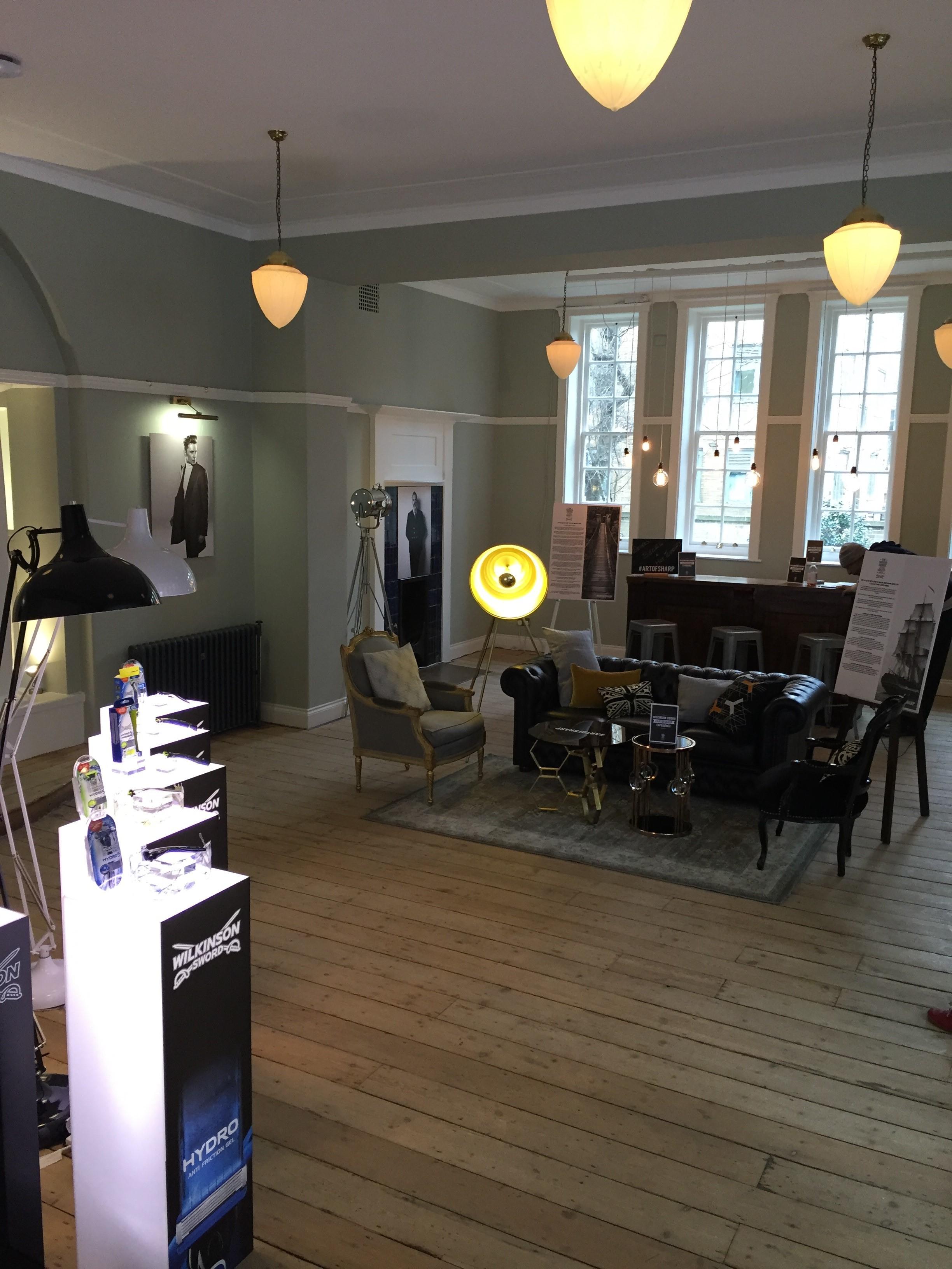 Voysey Conference and Exhibition Venue