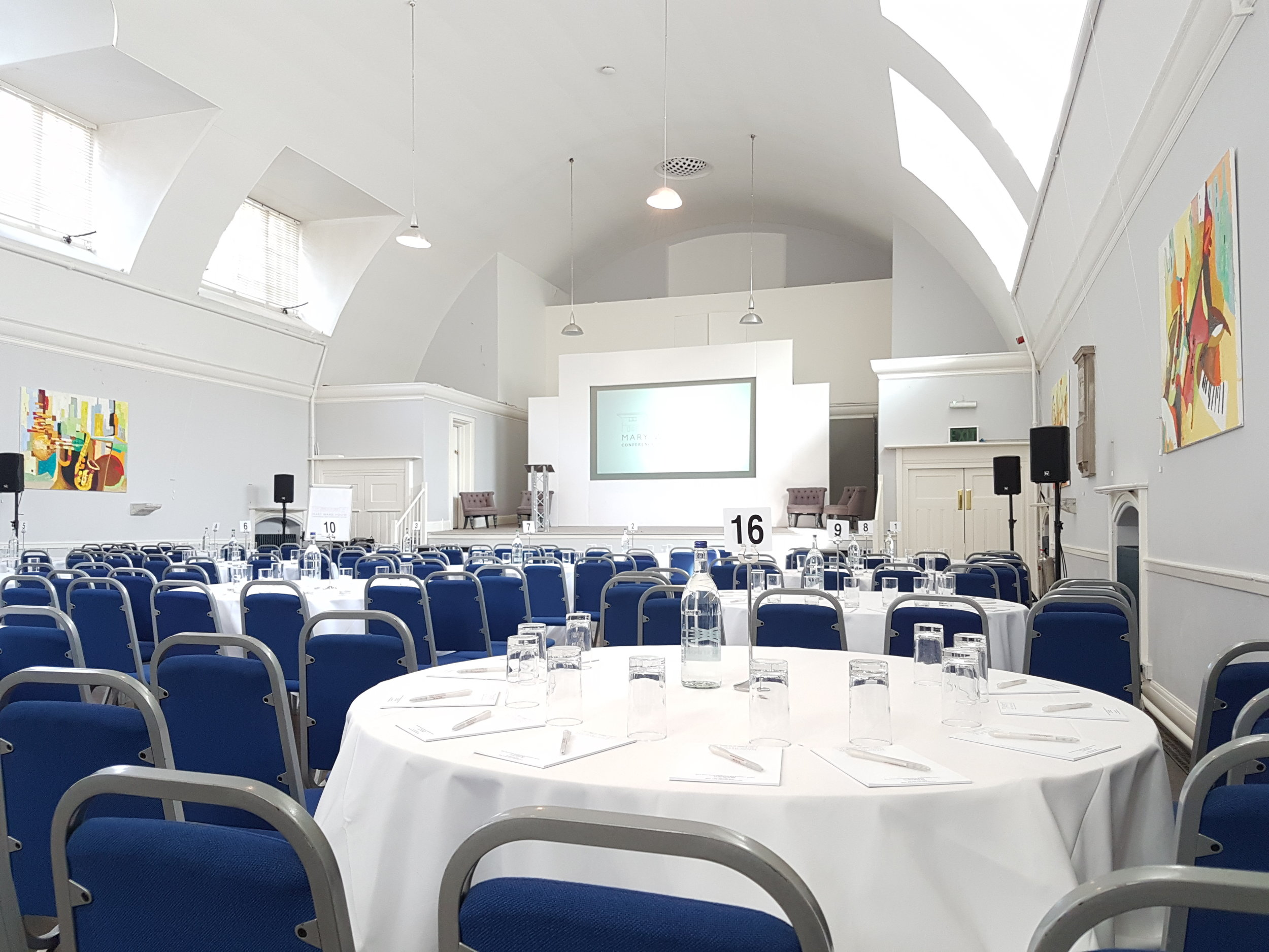 Mary Ward Conference Venue