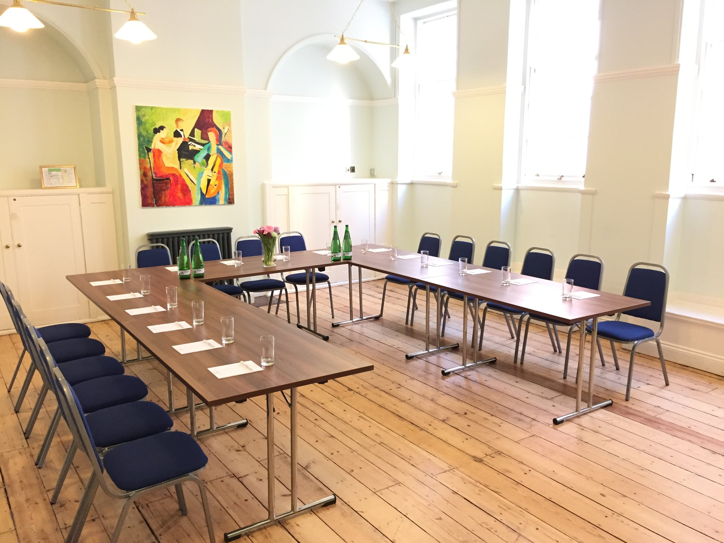 Emerson Conference & Meeting Room