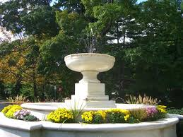 The Ridgefield Fountain